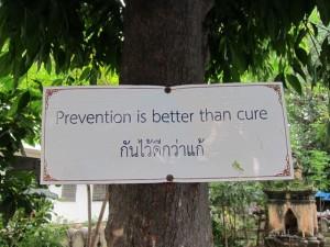 Chiang Main, Thailand copyright Gill Stannard