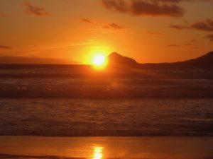 heatwave sunrise keep cool