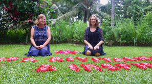 Bali practitioner retreat Gill Stannard Charmaine Dennis