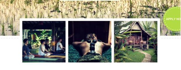 Health practitioner retreat in Bali