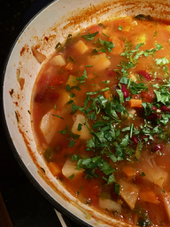 cold weather food recipes Gill Stannard naturopath