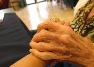 tips to say goodbye when loved one is dying