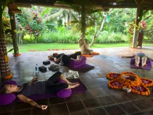 practitioner retreat Bali 2018 Gill Stannard Charmaine Dennis