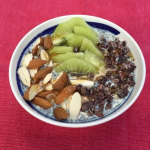 chia pudding recipe naturopath sydney