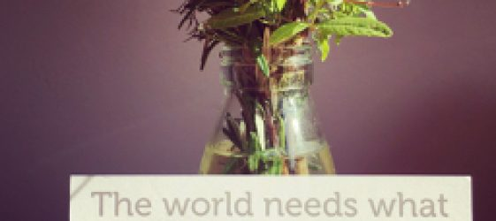 pass it on naturopath Gill Stannard