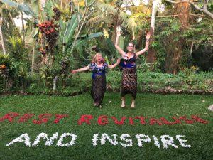 business retreat Bali