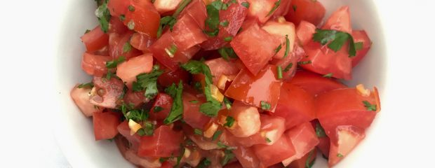 vegan tomato salsa recipe