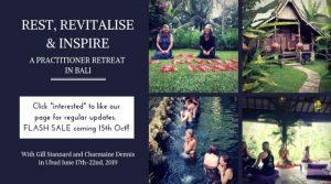 Bali practiioner flash sale