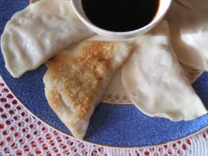 gyoza recipe naturopath vegetarian
