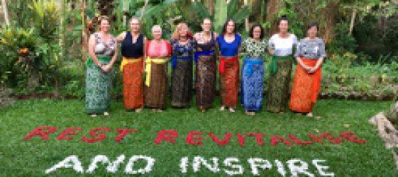health practitioner mentoring bali