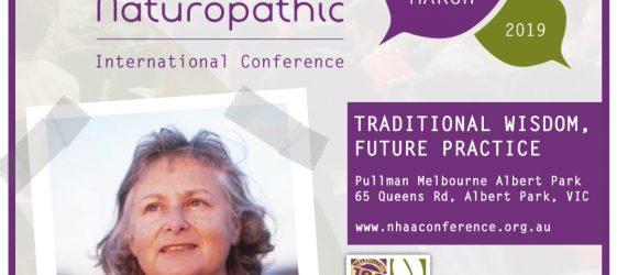 gill stannard naturopath herbalist speaker international conference NHAA
