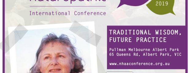 gill stannard naturopath herbalist speaker international conference NHAA